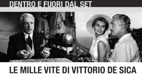 Le mille vite di Vittorio De Sica all'Ara Pacis